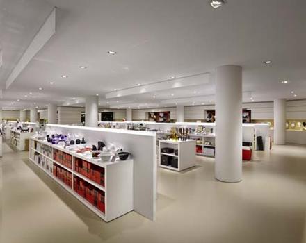 Shopping di design