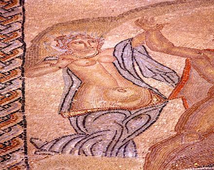 Volubilis, Mosaico di Venere
