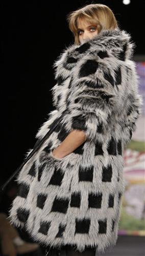 Sfilate New York: Anna Sui