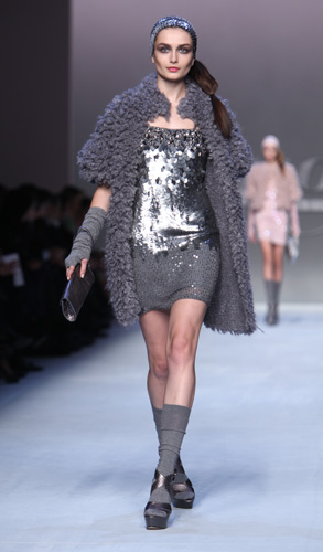 Blugirl Milano Moda Donna Autunno Inverno 2010 2011