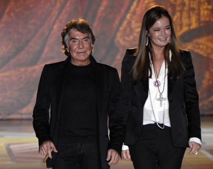 Roberto Cavalli, welcome to the jungle!