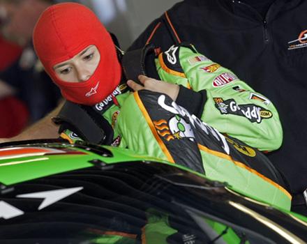 Danica Patrick star della NASCAR