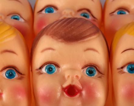 Dalle bambole al vintage tecnologico