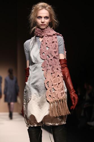 Haute Milano Moda Donna Autunno Inverno 2010 2011