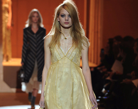 Marc Jacobs Autunno Inverno 2010 - 2011