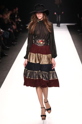 Angelo Marani Sfilate Milano Moda Donna Autunno Inverno 2010 2011