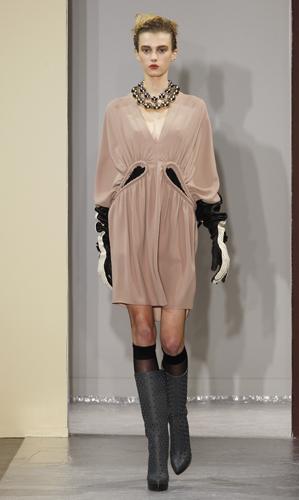 Marni Milano Moda Donna Autunno Inverno 2010 2011