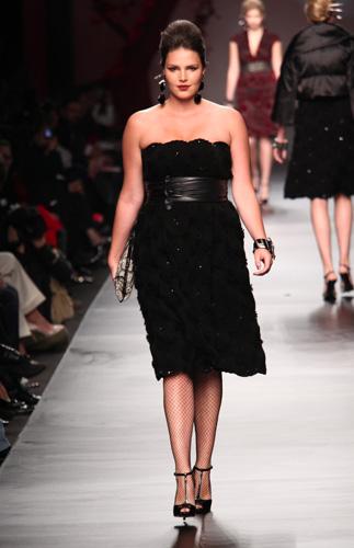 Elena Miro Sfilate Milano Moda Donna Autunno Inverno 2010 2011