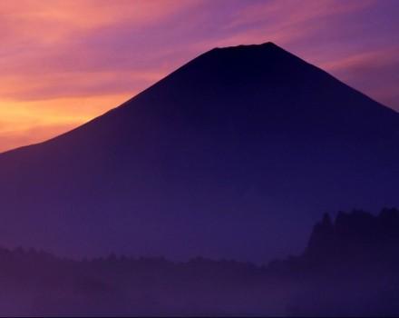 All'ombra del monte Fuji