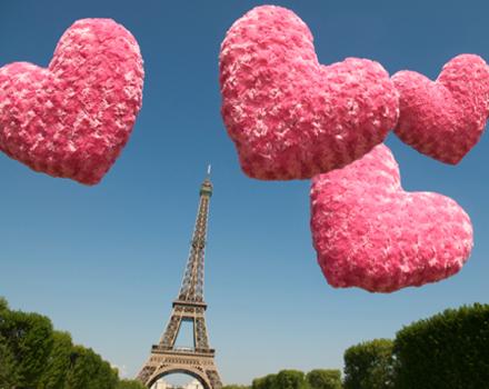 San Valentino nella città più romantica del mondo