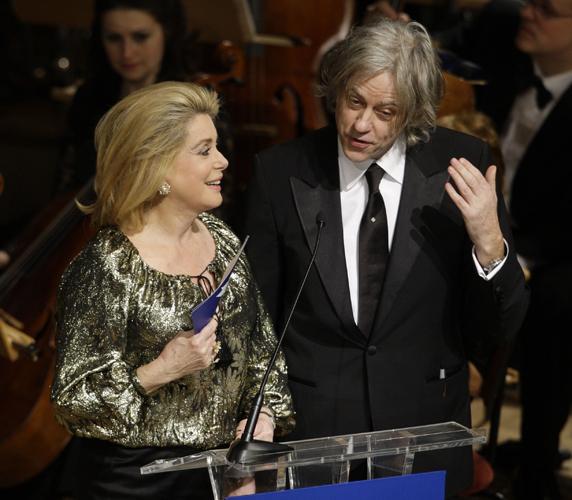 Alla Berlinale 'Cinema for Peace Gala'