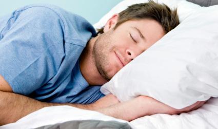 Ragazzo che dorme