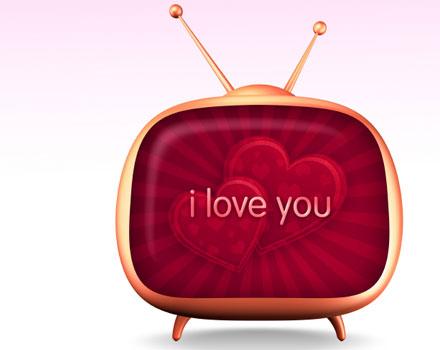 San Valentino in tv