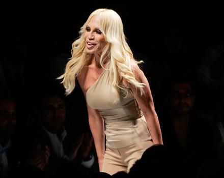 Donatella Versace ©LaPresse