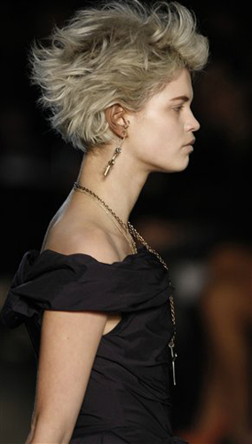 Sfilate Londra: Vivienne Westwood