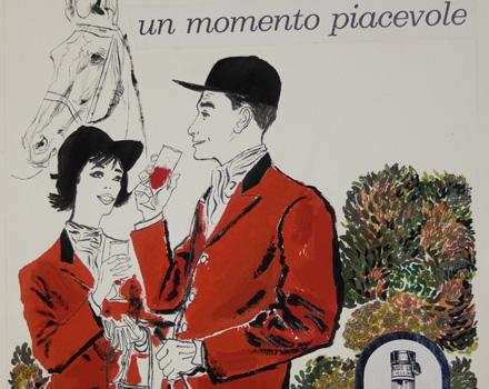 Campagna Campari 1960
