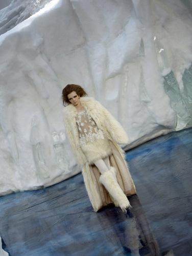 Sfilate Parigi: Chanel