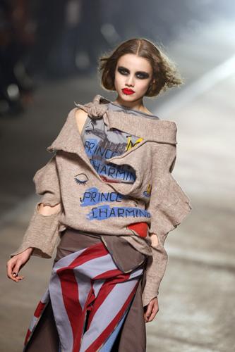 Sfilate Parigi: Vivienne Westwood