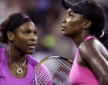 Serena Williams e l'impegno sociale in Kenya