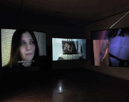 Anita Sieff in mostra alla Querini Stampalia