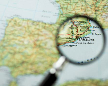 Barcellona, cuore verde d'Europa