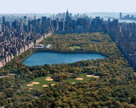 Nerw York. Central Park