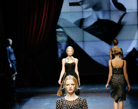 Cineasti visionari esplorano la moda