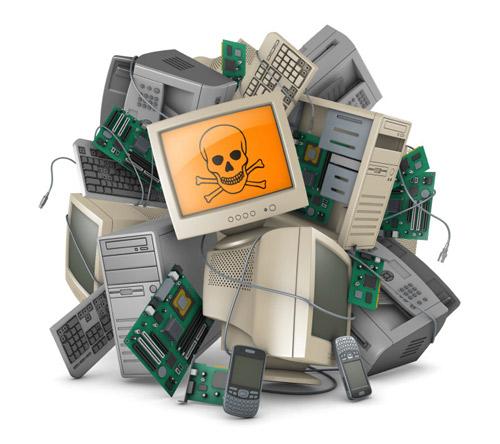 Gadget elettronici contro e-Waste