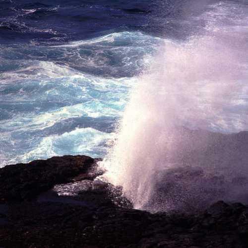 Galapagos fenomeno marino