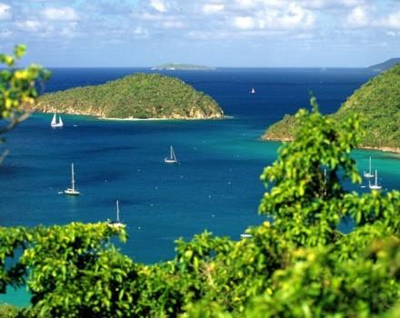 isole vergini USA caraibi