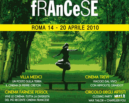 La primavera del cinema francese