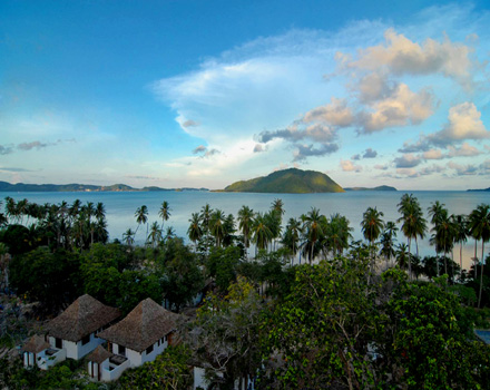 Phuket, l'isola delle star del cinema