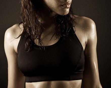 Farah Malhass contro tutti per il body building