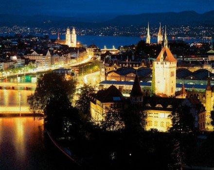 Zurigo: la notte è donna!