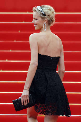 63° Festival di Cannes, il red carpet