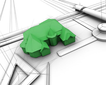 L'architettura pensa in verde