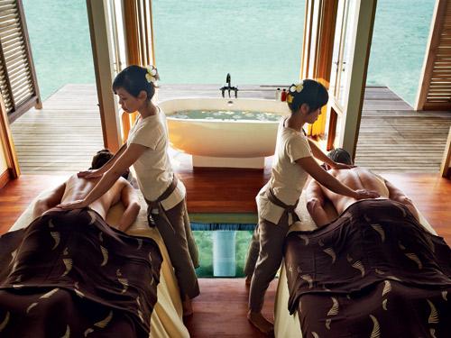 Un giro del mondo a caccia di massaggi