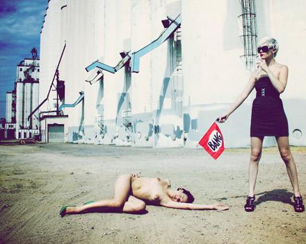 fotografia erotica di Rebecca Tillet