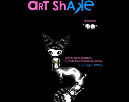 Terzo anno per Art Shake