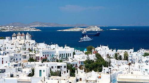 Le più belle isole greche tra ostelli e bungalow