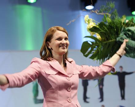 In Finlandia la politica è rosa