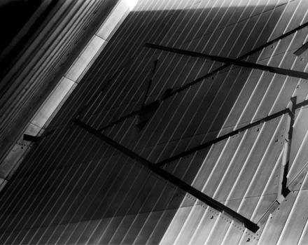 Il Museo Ebraico in bianco e nero