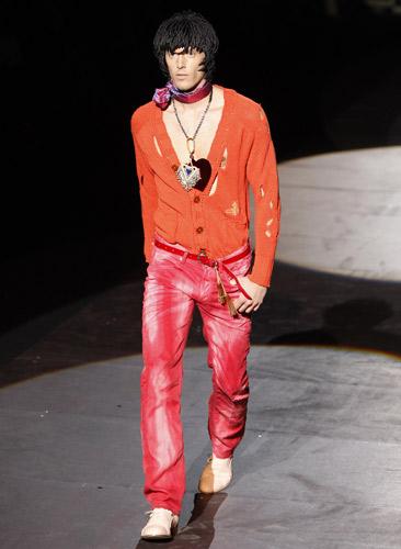 Milano Moda Uomo Primavera Estate 2011