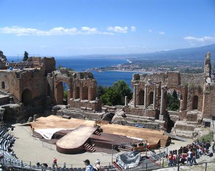 Il cinema fa tappa a Taormina