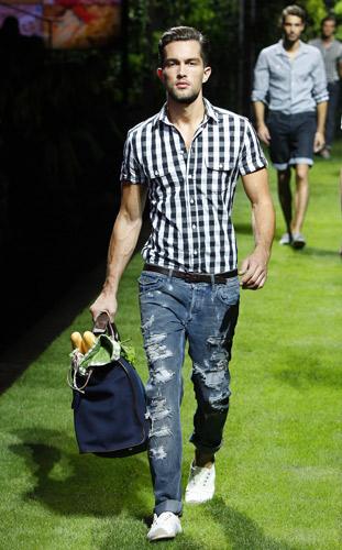 Milano Moda. E' nato il nuovo uomo