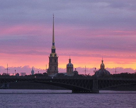 San Pietroburgo Notti Bianche