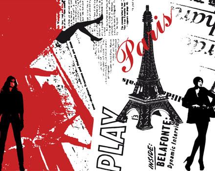 Tutti i colori dell'Africa a Parigi