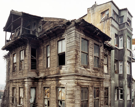 La Istanbul di Basilico
