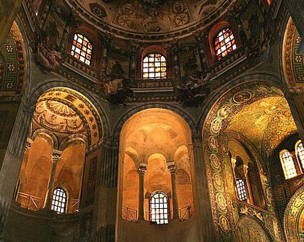 Ravenna, tra mosaici e movida