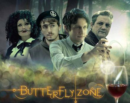 Butterfly Zone. Un bicchiere per l'aldilà